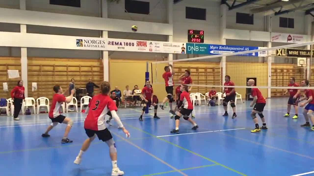 Volleyball Øksil - Finnsnes