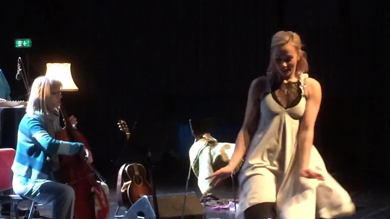 Solkonsert med Ola Bremnes og musikere