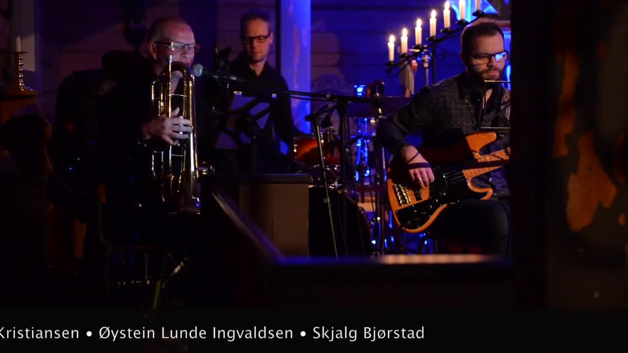 Nordnorsk jul med Lasse Uppman