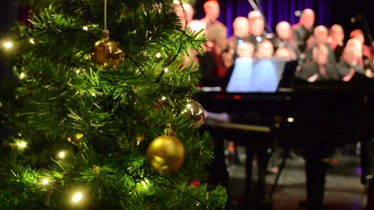 Jul med Melbu blandakor